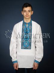 Мужская рубашка-вышиванка ЧСВ 11-7