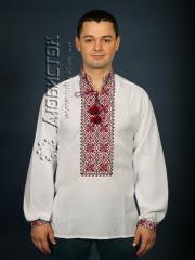 Мужская рубашка-вышиванка ЧСВ 12-1