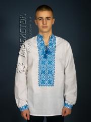 Мужская рубашка-вышиванка ЧСВ 12-2