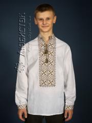Мужская рубашка-вышиванка ЧСВ 12-3
