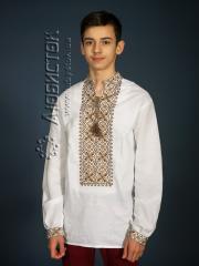 Мужская рубашка-вышиванка ЧСВ 12-4
