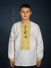 Мужская рубашка-вышиванка ЧСВ 12-5
