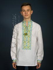 Мужская рубашка-вышиванка ЧСВ 12-6