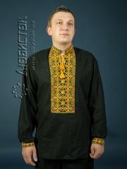 Мужская рубашка-вышиванка ЧСВ 1-3