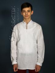 Мужская рубашка-вышиванка ЧСВ 13-1