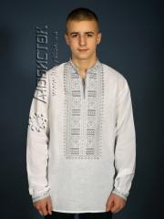Мужская рубашка-вышиванка ЧСВ 13-3