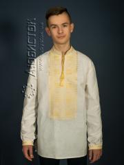 Мужская рубашка-вышиванка ЧСВ 13-4