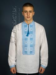 Мужская рубашка-вышиванка ЧСВ 13-5