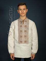 Мужская рубашка-вышиванка ЧСВ 13-6