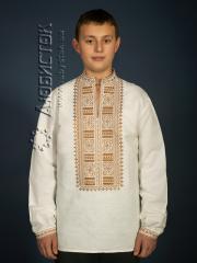 Мужская рубашка-вышиванка ЧСВ 13-7