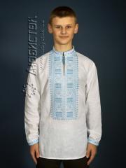 Мужская рубашка-вышиванка ЧСВ 13-8