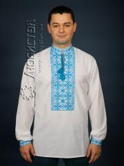 Мужская рубашка-вышиванка ЧСВ 1-4