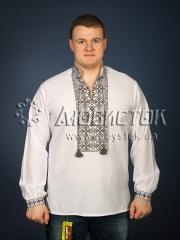 Мужская рубашка-вышиванка ЧСВ 1-6