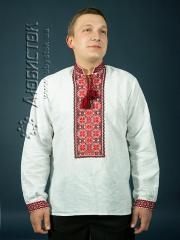 Мужская рубашка-вышиванка ЧСВ 17-1