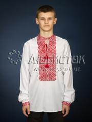 Мужская рубашка-вышиванка ЧСВ 18-1