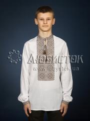 Мужская рубашка-вышиванка ЧСВ 18-3