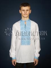 Мужская рубашка-вышиванка ЧСВ 18-6