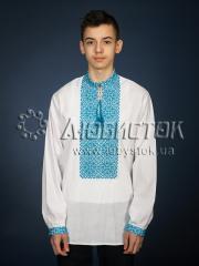 Мужская рубашка-вышиванка ЧСВ 18-8