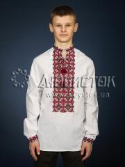 Мужская рубашка-вышиванка ЧСВ 19-1