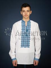 Мужская рубашка-вышиванка ЧСВ 19-2