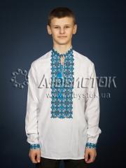 Мужская рубашка-вышиванка ЧСВ 19-3