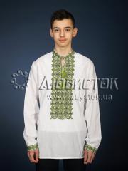 Мужская рубашка-вышиванка ЧСВ 19-4