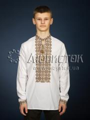 Мужская рубашка-вышиванка ЧСВ 19-5