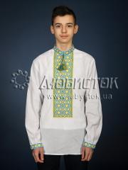 Мужская рубашка-вышиванка ЧСВ 20-2