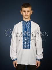 Мужская рубашка-вышиванка ЧСВ 20-4