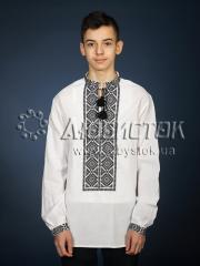 Мужская рубашка-вышиванка ЧСВ 21-2