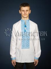Мужская рубашка-вышиванка ЧСВ 21-3