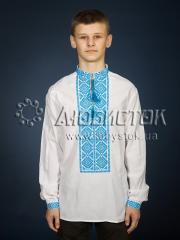 Мужская рубашка-вышиванка ЧСВ 21-6