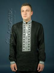 Мужская рубашка-вышиванка ЧСВ 2-2