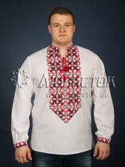 Мужская рубашка-вышиванка ЧСВ 22-1