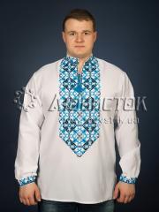 Мужская рубашка-вышиванка ЧСВ 22-2