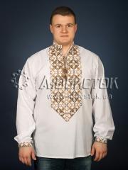 Мужская рубашка-вышиванка ЧСВ 22-3