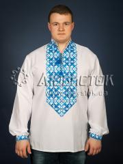 Мужская рубашка-вышиванка ЧСВ 22-4