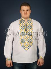 Мужская рубашка-вышиванка ЧСВ 22-5