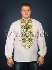 Мужская рубашка-вышиванка ЧСВ 22-6