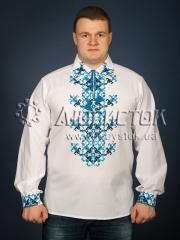 Мужская рубашка-вышиванка ЧСВ 23-2