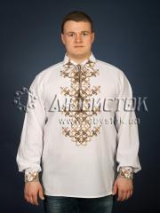 Мужская рубашка-вышиванка ЧСВ 23-3