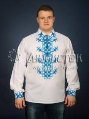 Мужская рубашка-вышиванка ЧСВ 23-4