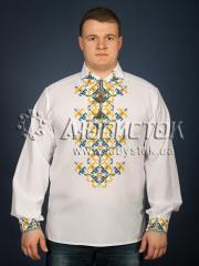 Мужская рубашка-вышиванка ЧСВ 23-5