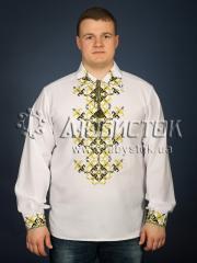 Мужская рубашка-вышиванка ЧСВ 23-6