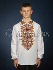 Мужская рубашка-вышиванка ЧСВ 24-1