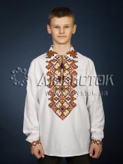 Мужская рубашка-вышиванка ЧСВ 24-2