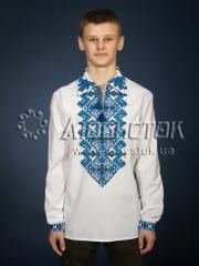 Мужская рубашка-вышиванка ЧСВ 24-3