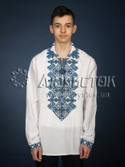 Мужская рубашка-вышиванка ЧСВ 24-4