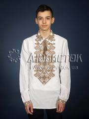 Мужская рубашка-вышиванка ЧСВ 24-5