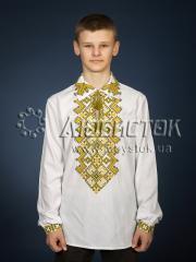 Мужская рубашка-вышиванка ЧСВ 24-6